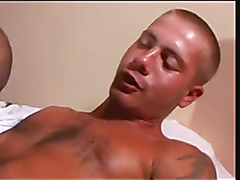 Sweaty sex with hot dudes