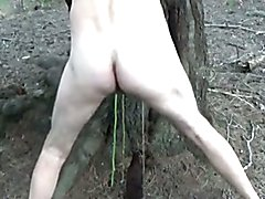 He follows your instructions - caning - anal - ball busting
