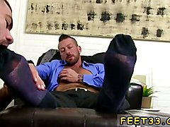 Gay beef cartoon porn full length Ricky is guided and forced to adore his new employer's