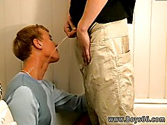 Hot twin boys gay sex first time Roma & Archi Bareback Piss Sex!