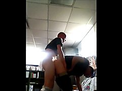 Boot camp BF get a quickie in