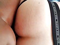 BBC vs New Fat Bubble butt bottom pt 3