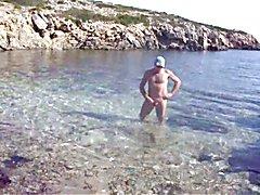 Hot day at the coast