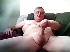 grandpa cum on cam  scene 135