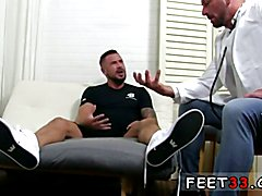 Skater teacher gay porn Dolf's Foot Doctor Hugh Hunter
