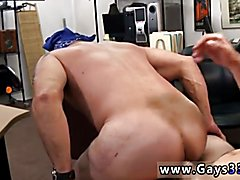 Reality gay sexual position image Snitches get Anal Banged!