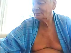 grandpa stroke and suck dildo