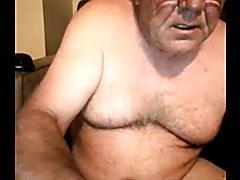 grandpa cum on cam  scene 233