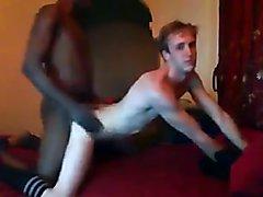 Black Daddy Dick for White Boy  scene 2