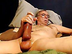 grandpa stroke on cam  scene 64