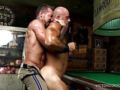 Scott Takes Two Cocks Raw  scene 2