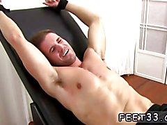 Gay german extreme feet Ticklish Dane Back For More