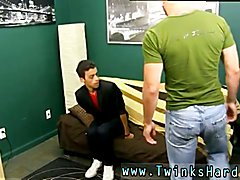 Gay gets caught looking at urinal school porn Dustin Cooper wants to give older boys a