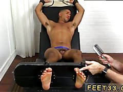 Gay foot movie Mikey Tickle d In The Tickle Chair