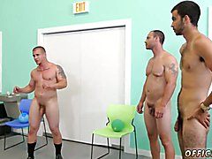 Straight military men get dick sucked gay xxx Bosses that's who.