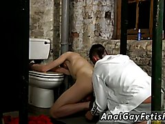 Old gay man younger gay man vibrator bondage free first time Calvin Croft might think