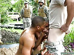 Serbian military men peeing and gay military medicals Jungle poke fest