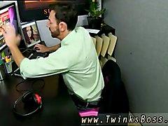 Gay sex boy cock movie and oil massage teen boy gay sex xxx Bryan Slater Caught Jerking