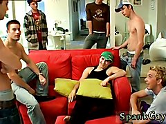 Spanking art gay porn and spanked movies A Gang Spank For Ethan!