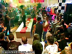 Gay teen group photo porn This epic masculine stripper party heaving with over 100 boys