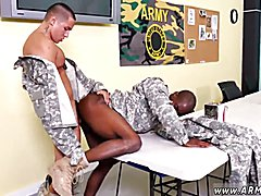 Military big cocks movietures gay Yes Drill Sergeant!