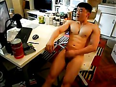 Str8 fit Asian men