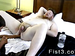 Pics of boys fisted and gaped anus gay first time with Brock admitting he wants to be a