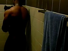 Str8 bbc stroke in shower