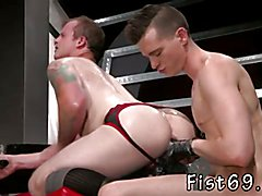Male gay porn movies of adventure time xxx Tatted bombshell Bruce Bang and fetish guy