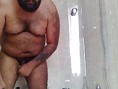 Sonny Chub Hairy Bear Shower Fun pt1