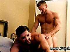 Mexican gay man ass movie Gorgeous Landon welcomes Dominic home with the