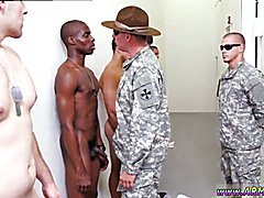 Gay naked military men feet first time Yes Drill Sergeant!