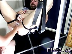 Gay fisting video download xxx This bearded daddy has taken more fists than most fellows