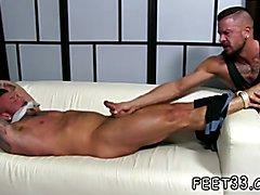 Gay old feet xxx Dolf's Foot Sex Captive