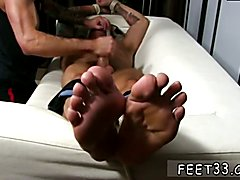 Gay old feet xxx Dolf's Foot Sex Captive