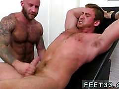 Nude movies of romantic gay sex Connor Maguire Jerked & Tickle d