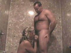 Maduro gostoso no banho